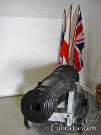 Napier of Magdala Battery