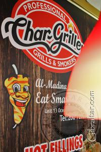 Al Madina Chargrilled Meats