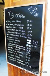 Buddies Pasta Casa