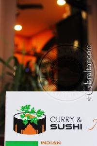 Curry & Sushi