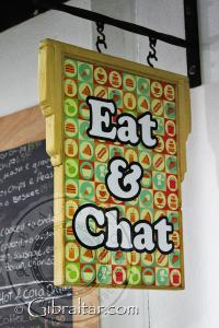 Eat and Chat