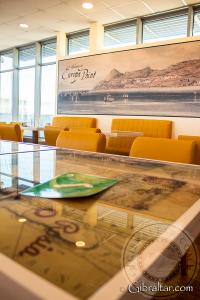 Europa Point Cafeteria