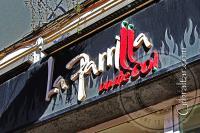 La Parrilla on the Go!