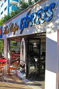 Mons Calpe Express
