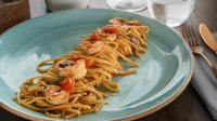 Mons Calpe Suite Prawn Linguini