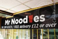 Mr Noodles