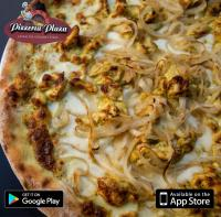 Our newPizza Africana