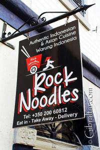 Rock Noodles