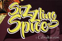 Sizzling Spice