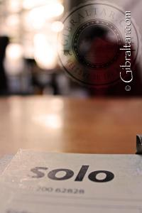 Solo Bar and Grill