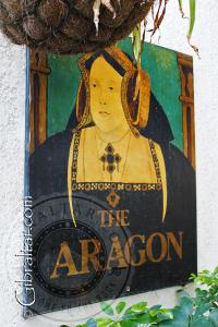 The Aragon Bar
