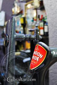 The Aragon Bar