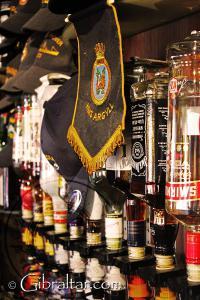 The Horseshoe Bar