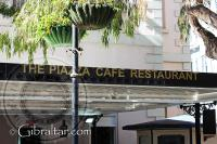 The Piazza Cafe and Restaurant