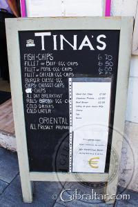 Tinas Takeaway