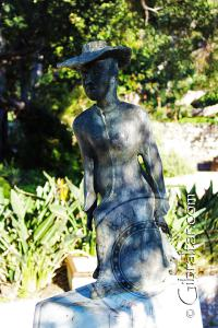 Molly Bloom in the Alameda Gardens