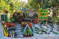 Cultivo de las plántulas, Jardines Botánicos Alameda