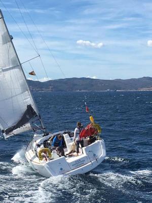 Allabroad Sailing Academy in Gibraltar