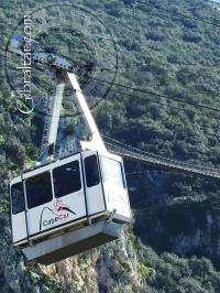 The Cable Car and Windsor Suspension Bridge