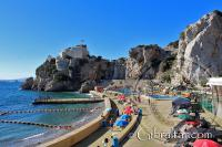 Camp Bay and Parson's Lodge in Gibraltar