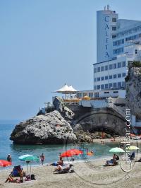 Catalan bay beach hotel Gibraltar