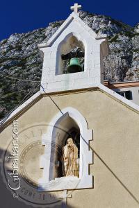 Iglesia de la Virgen de las Angustias en Gibraltar