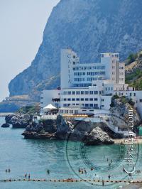 Hotel La Caleta en Catalan Bay, Gibraltar