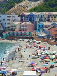 Playa de La Caleta en Gibraltar