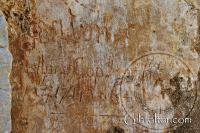 Pinturas y grabados en la exposición de La Ciudad Bajo el Asedio