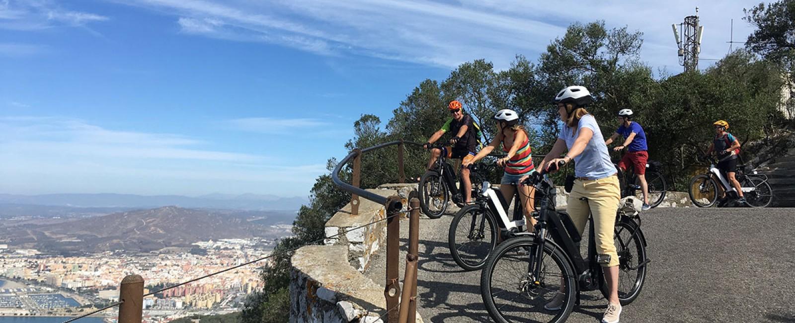 Ebike Tours Gibraltar