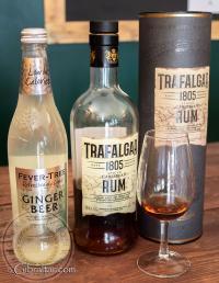 Trafalgar 1805 Spiced Caribbean Rum