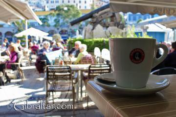 Grand Casemates Square Coffee
