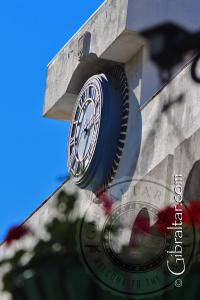 Grand Casemates Square Clock