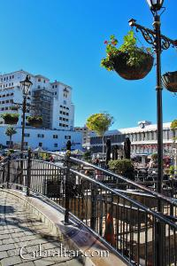 Grand Casemates Square in Gibraltar