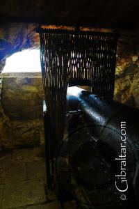Cañón de los Túneles del Gran Asedio
