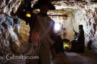 Los Túneles del Gran Asedio en Gibraltar.