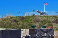 Harding's Battery at Europa Point in Gibraltar