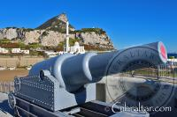 Hardings Battery at Europa Point