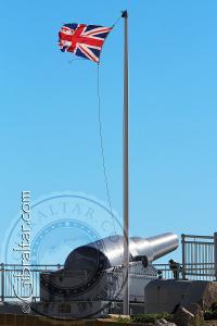 Harding's Battery Gun at Europa Point