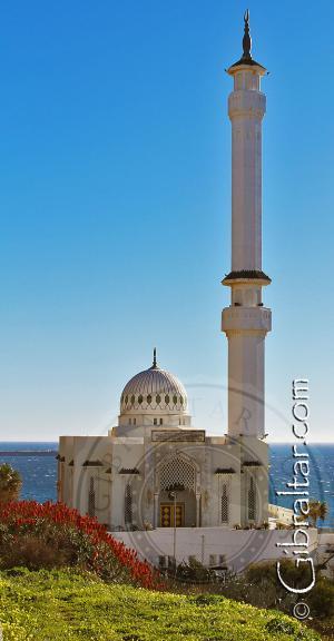 TheIbrahim-al-Ibrahim Mosque in Gibraltar