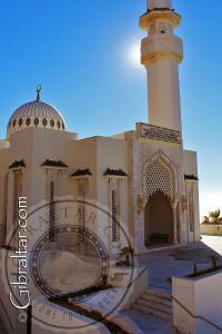 The Gibraltar Mosque