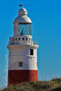 Lighthouse at Europa Point Gibraltar