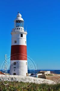 El faro de Punta Europa