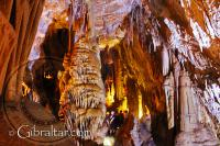 Cathedral Chamber Lower Saint Michael's Cave