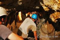 El viaje al descubrimiento comienza en la Cueva Baja de San Miguel