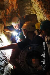 O'Braith's Antechamber, Cueva Baja de San Miguel