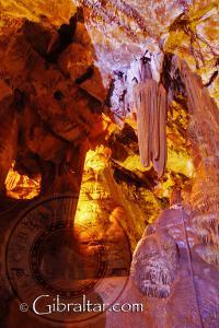 En dirección al Lago de la Cueva Baja de San Miguel