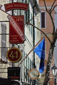Lewis Stagnetto Main Street Gibraltar
