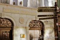 Gibraltar Savings Bank on Main Street