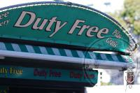 Duty free Main Street Gibraltar